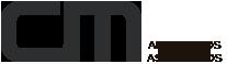 Logotipo CM advogados associados